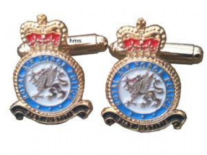 RAF Royal Air Force Police Military Cufflinks